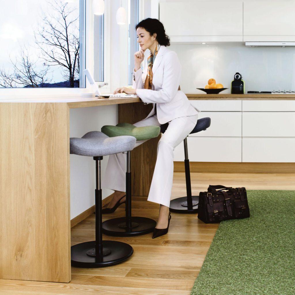 der vielseitigste stuhl von varier. Überall einsetzbar und